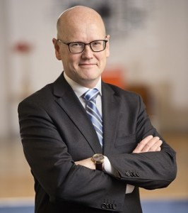 Thomas Ostros, managing director at the Swedish Bankers Association