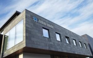Arion banki hus logo web