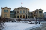 Norwegian Parliament image